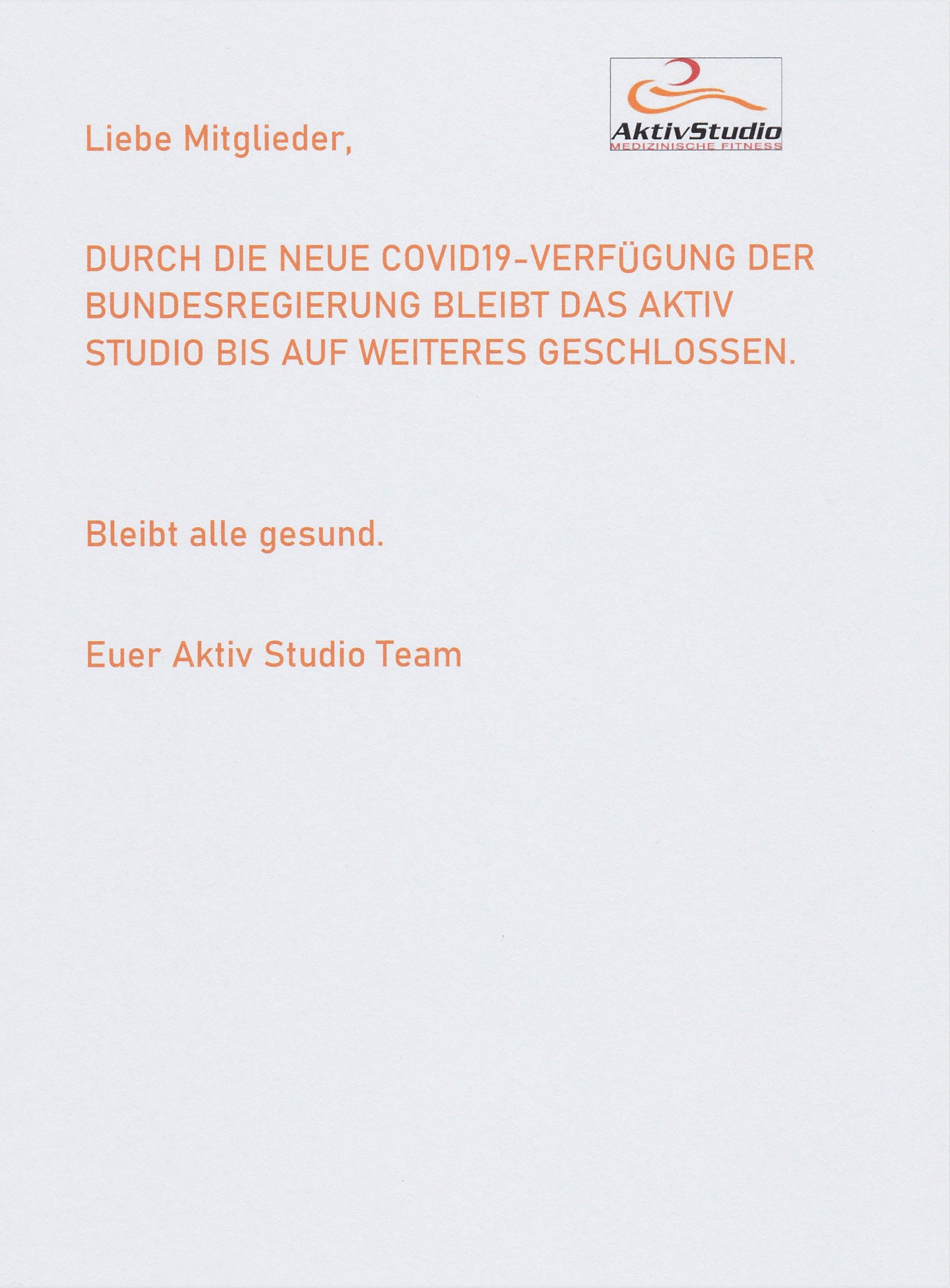 Aktiv Studio Corona